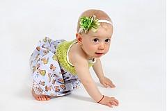 Detské oblečenie - šatičky s medvedíkmi - 2680148