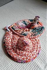 Úžitkový textil - Sliepka vs. kohút 34 - 2680424