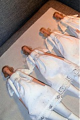 Bábiky - Madeira angel - 2680546