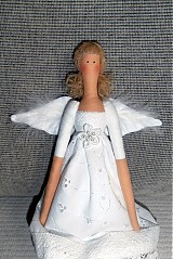 Bábiky - Madeira angel - 2680549