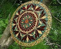 Dekorácie - Mandala Emócie - 2684453