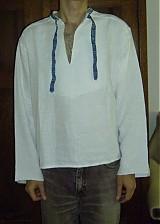 Košele - ľudová košeľa - 2684744