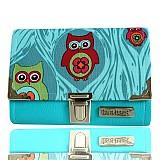 Peňaženky - Third Line Purse no. 119 Huhůůů - 2685768
