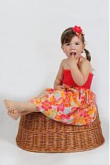 Detské oblečenie - Pestrofarebné šaty - 2686085
