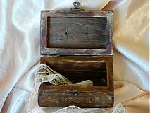 Krabičky - Nežný čokoládkový minikufrík - 2686345