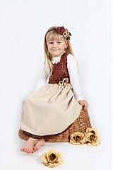 Detské oblečenie - Jesenné šatičky - 2687409