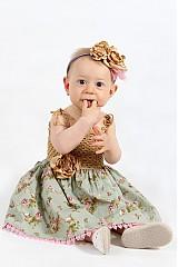 Detské oblečenie - Romantické šatičky - 2687644