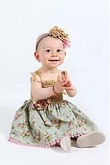 Detské oblečenie - Romantické šatičky - 2687649