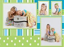 Detské oblečenie - Pestofarebné šatičky - 2687664
