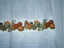 Úžitkový textil - Kuchynská záclona - 2701869