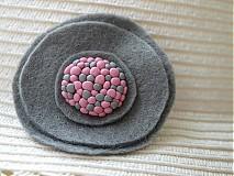 Odznaky/Brošne - Earl grey - 2708126