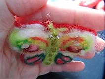 brošnička motýlik