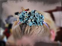 - Ozdoba do vlasov - nasada na celenku - 2725211