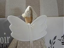 Bábiky - Hnedý anjel - 2731635