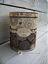 Nádoby - Dóza kakao - 2736511