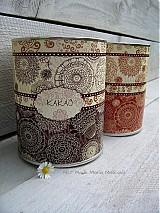 Nádoby - Dóza kakao - 2736513