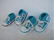 Topánočky - trampky 8- 12 cm - 2737562