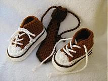 Topánočky - trampky 8- 12 cm - 2737563