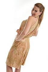 Šaty - LUXUS s hodvábom - 2739136