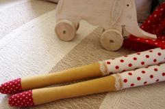 Bábiky - Pozitívna červená - 2743188