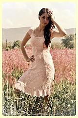 Šaty - Erika dress v ružovom  - 2744562