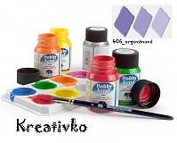 - Akrylové farby (matné) 59 ml - 406_orgovánová - 2751350