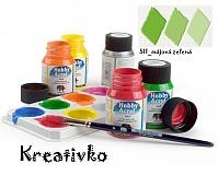 - Akrylové farby (matné) 59 ml - 511_májová zelená - 2751531