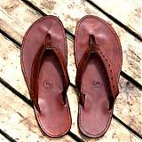 Obuv - Kožené sandále Jenny - 2751715