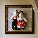Dekorácie - Svadba medvedia - 2763496