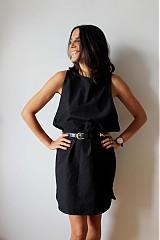 Šaty - bavlnené šaty - 2765360