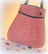 Veľké tašky - Námornícka veľká-červená - 2767501