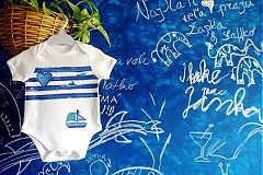 Detské oblečenie - Námornícke - 2769718