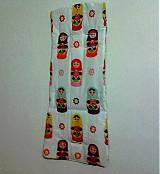 Textil - Matriošková - posledná šanca na tento originálny vzor - 2771769