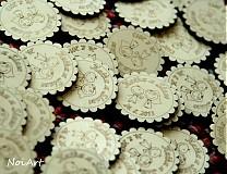 Darčeky pre svadobčanov - Svadobné magnetky - 2771974