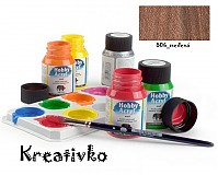 - Akrylové farby (matné) 59 ml - 806_medená - 2772815