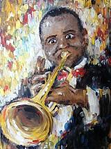 Obrazy - Trumpet player - 2774506