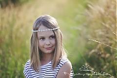 - štrasová čelenka s perličkami - 2778604
