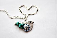 Náhrdelníky - LittleJewels - Sava náhrdelník - 2782905