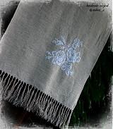Úžitkový textil - obrus - 2798319