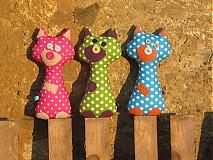 Hračky - ...mačacia farma pána učiteľa... - 2803090