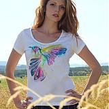 Tričká - Kolibrík, tričko, S skladom - 2806292