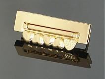 Galantéria - kovové zapínanie 8 - 2809512