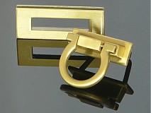 Galantéria - kovové zapínanie 10 - 2809574