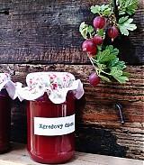 Úžitkový textil - lekvárové a džemové čiapky,ako z babičkinej špajze /bavlna/-rôzne farby - 2812791