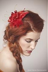Ozdoby do vlasov - Čerešne - spona by Hogo Fogo - 2814945