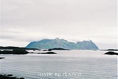 Fotografie - kopec v oblakoch - 2831528