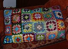 Úžitkový textil - Maxi vankúš - obliečka - 2834976