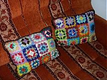 Úžitkový textil - Malé vankúšiky - 2834991