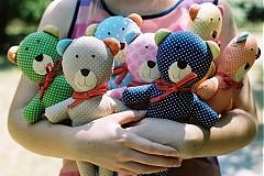 Hračky - Medvedík Kucinko - 2835704
