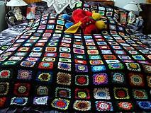 Úžitkový textil - Kucsi-kucsi plachta - prehoz na posteľ - 2836410